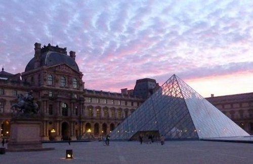 Museo del Louvre. Foto: Mario Goldman/ AFP