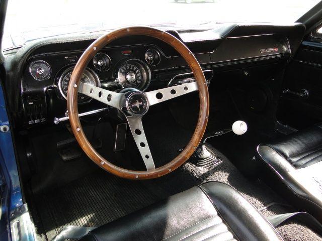 used 1967 ford mustang gt 390 fastback for sale arlington manassas alexandria