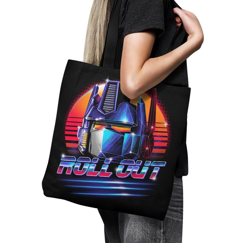 Roll Out - Tote Bag