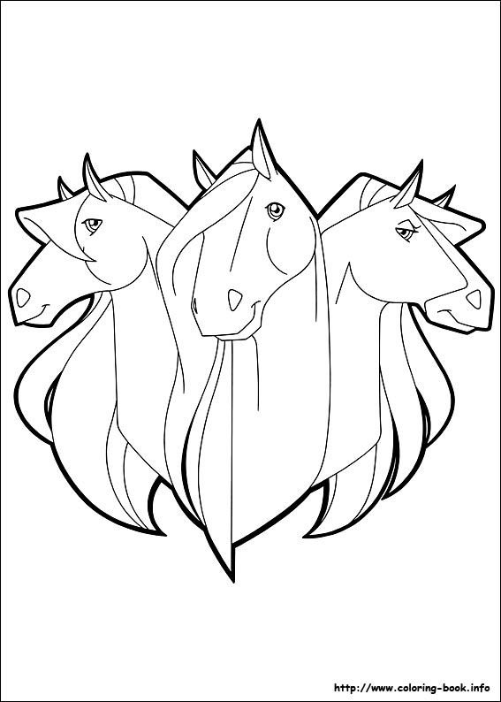 horseland-24.jpg | * Coloring Pages | Pinterest