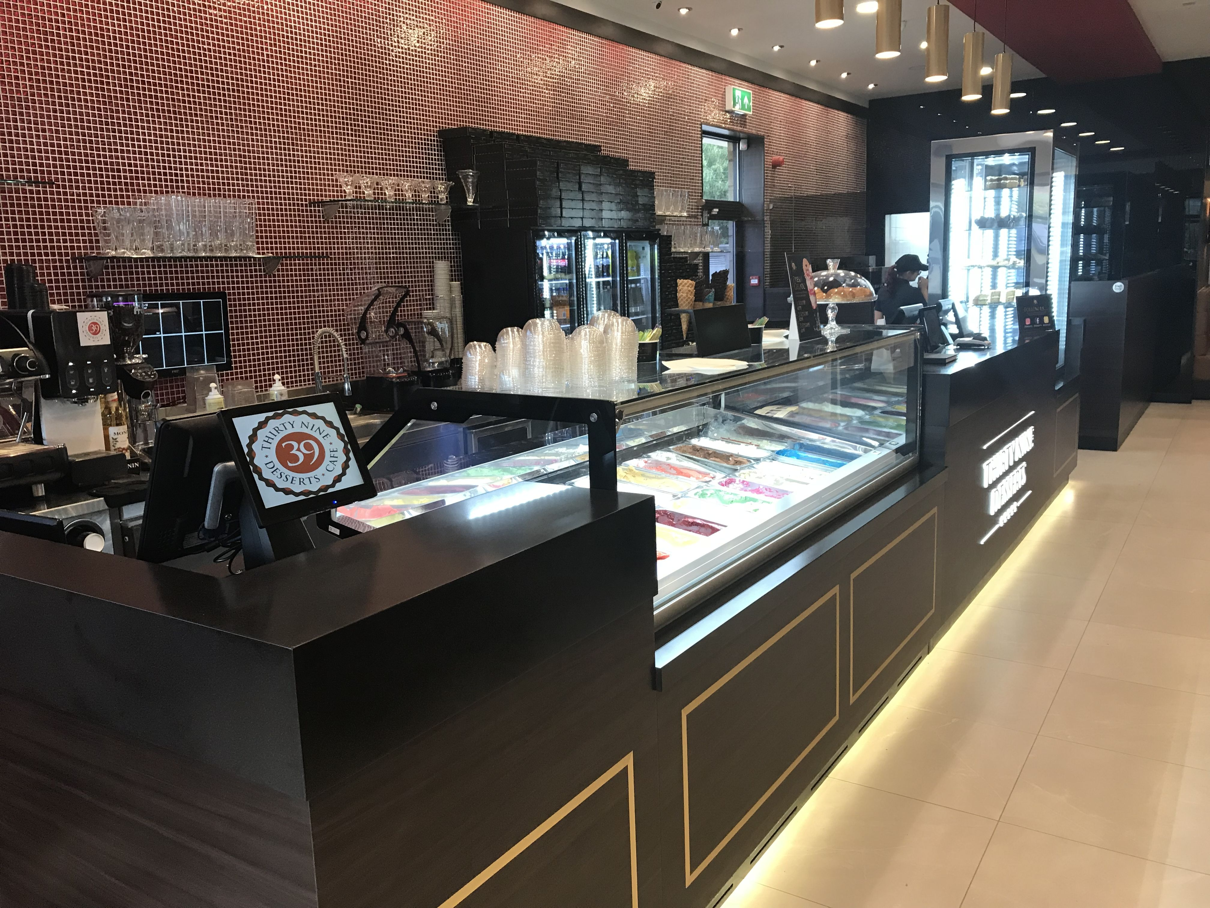 New Ice Cream Parlour 39 Desserts In Sheffield Completely Equipped By Sweetheat With Both Front Back Of House Catering Equipment Refrigeration Products Te