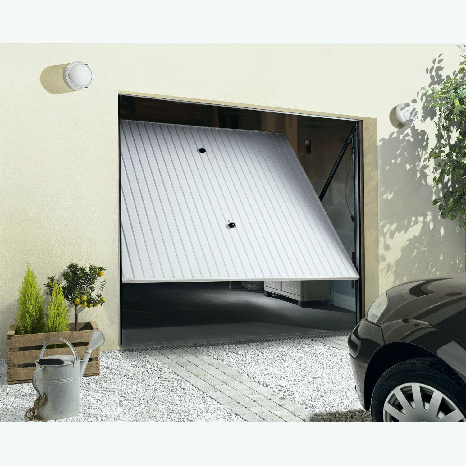 Beautiful Porte De Garage Enroulable Sur Mesure Leroy Merlin Interior Design Bedroom Bedroom Interior Interior Design