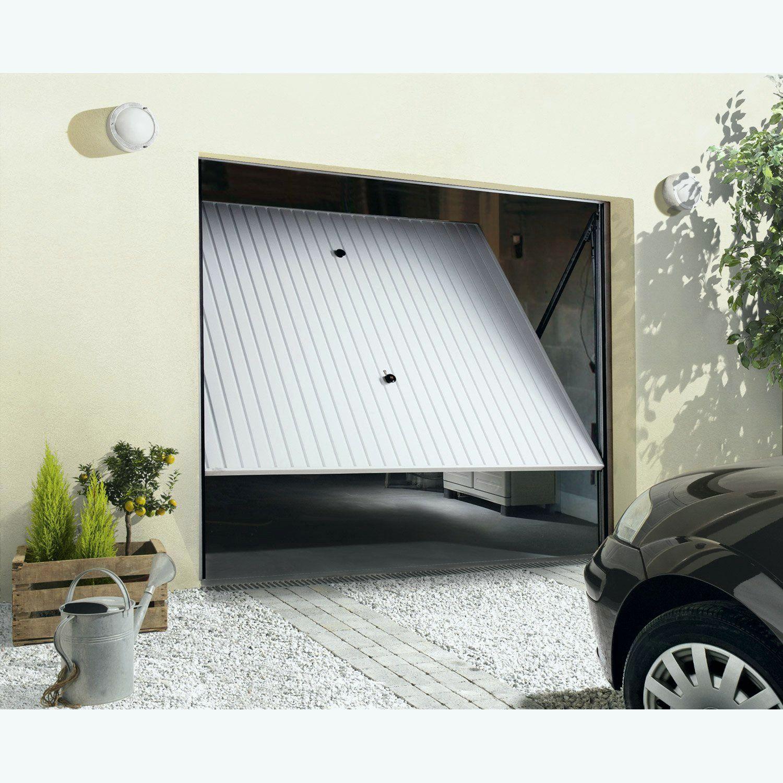 Beautiful Porte De Garage Enroulable Sur Mesure Leroy Merlin