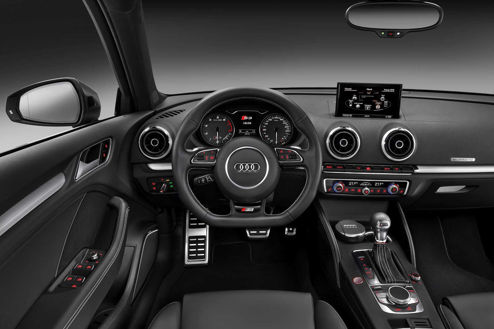 10 Fabulous Audi S3 Sportback Inside View Images Audi Sedan