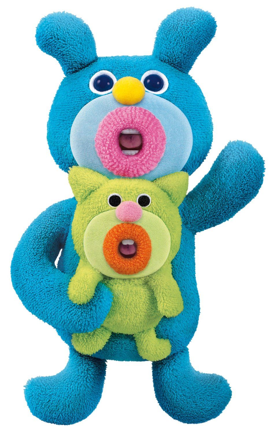 FisherPrice's SingAMaJig Singing Plush Dolls Musical