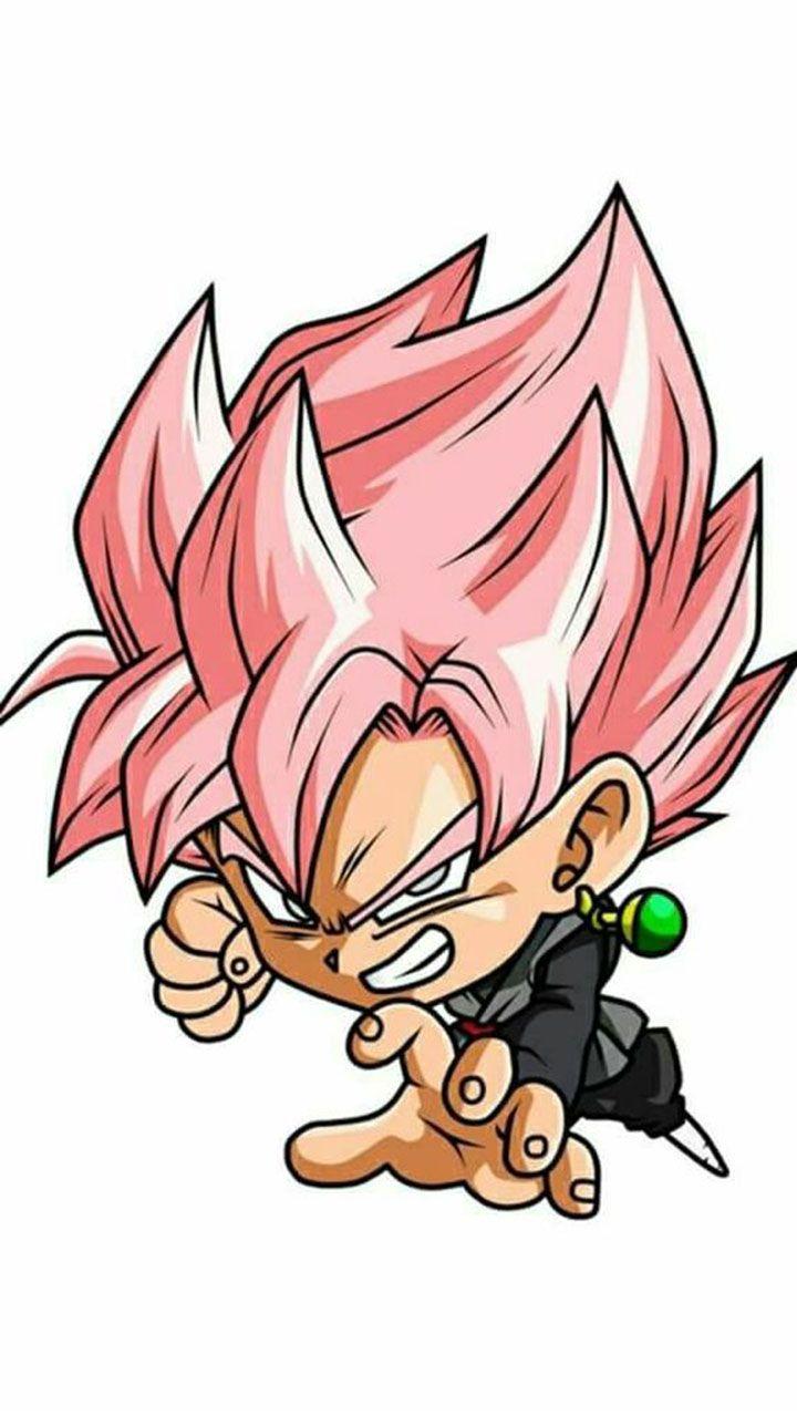 Goku Black Rose Wallpaper HD