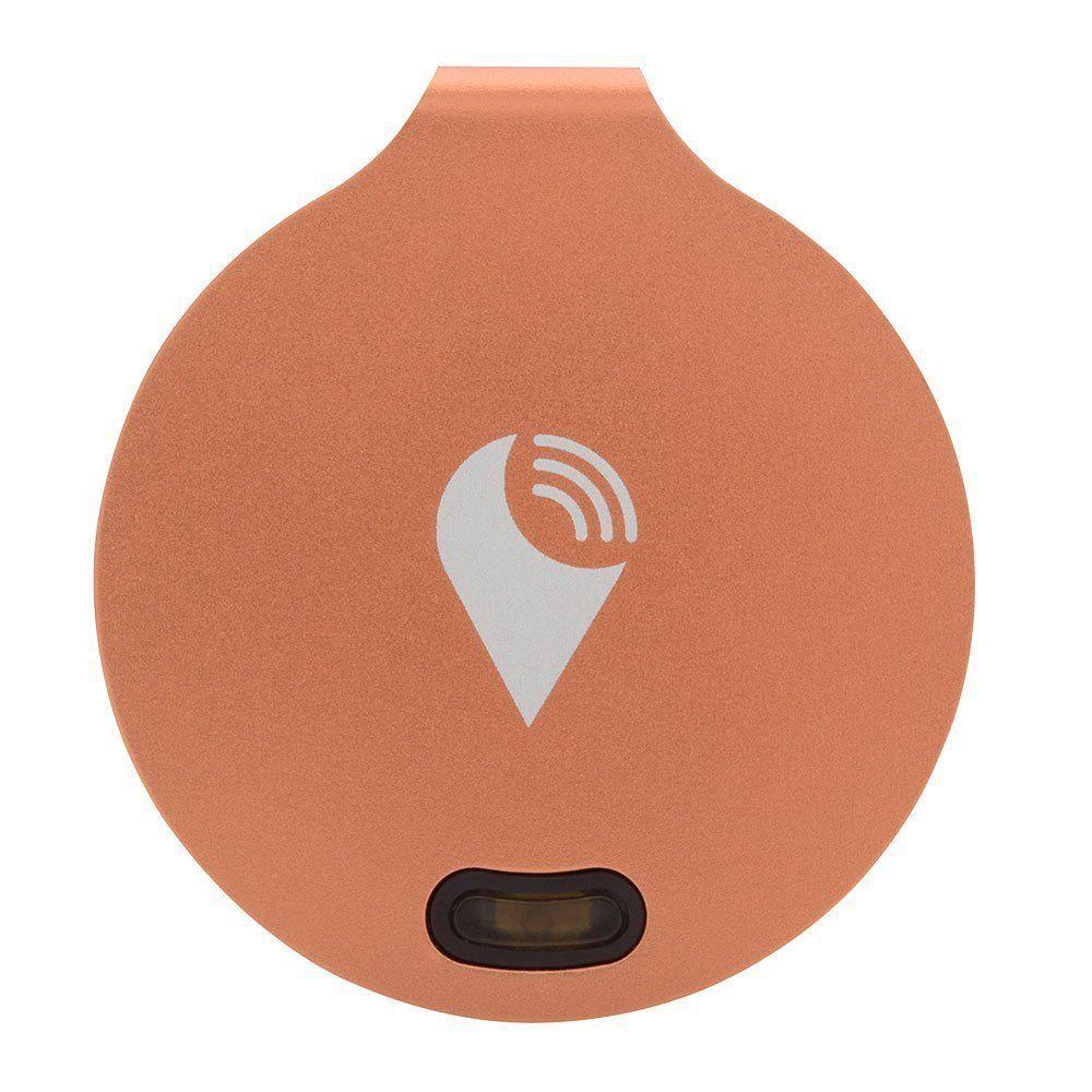 Key Tracker Phone Finder Wallet Locator Generation 2 Silver TrackR Bravo