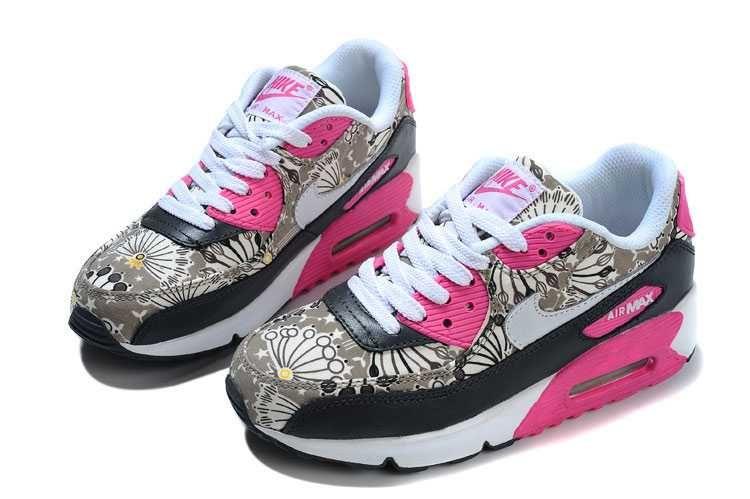 info for ef942 ab735 1767   Nike Air Max 90 Dam Svart Rosa Brun Rosa SE587056rgBtDKnRb