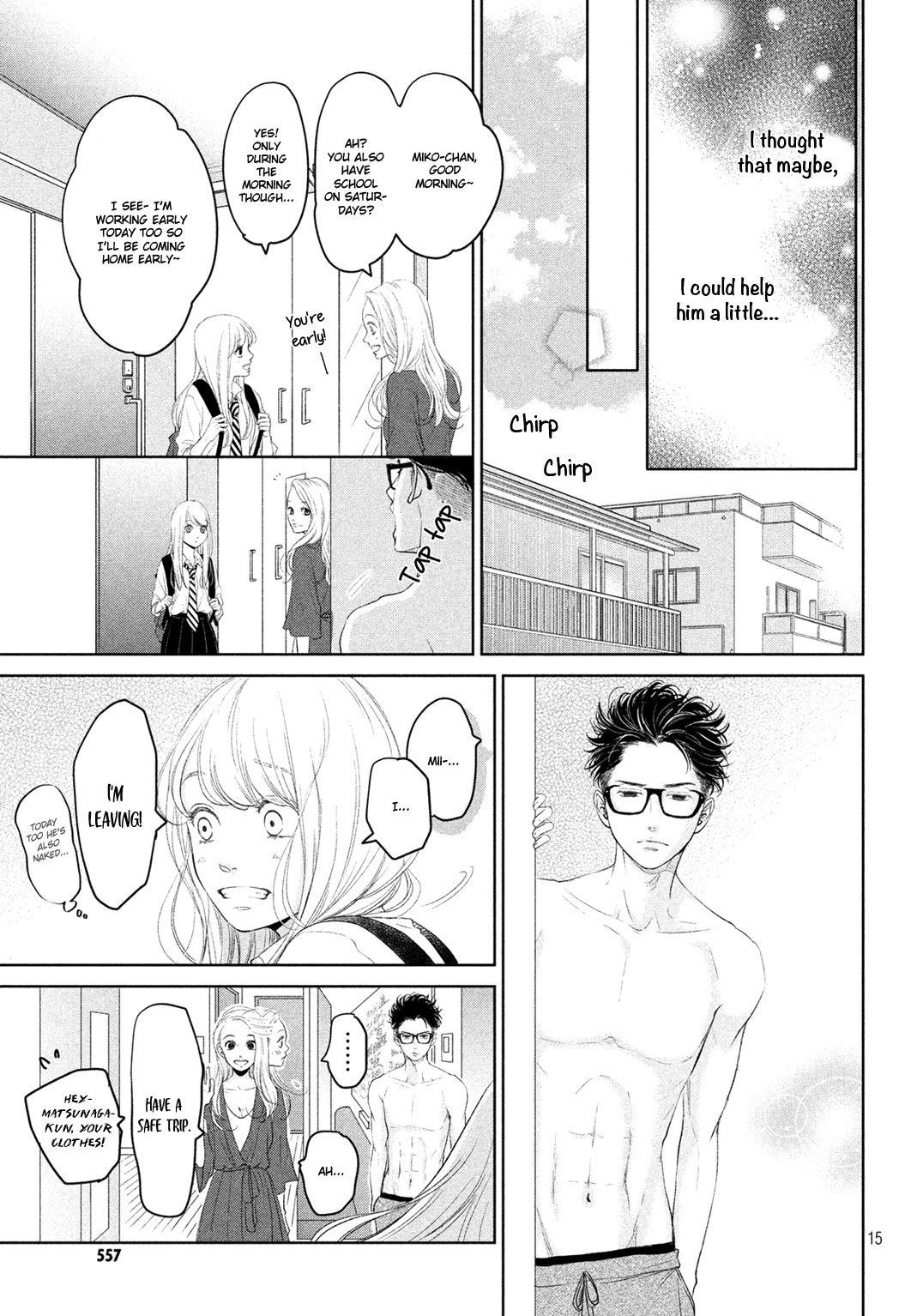 Read Manga Living No Matsunaga San Vol 001 Ch 003 Online In High Quality Anime Romance Manga To Read Manga Anime