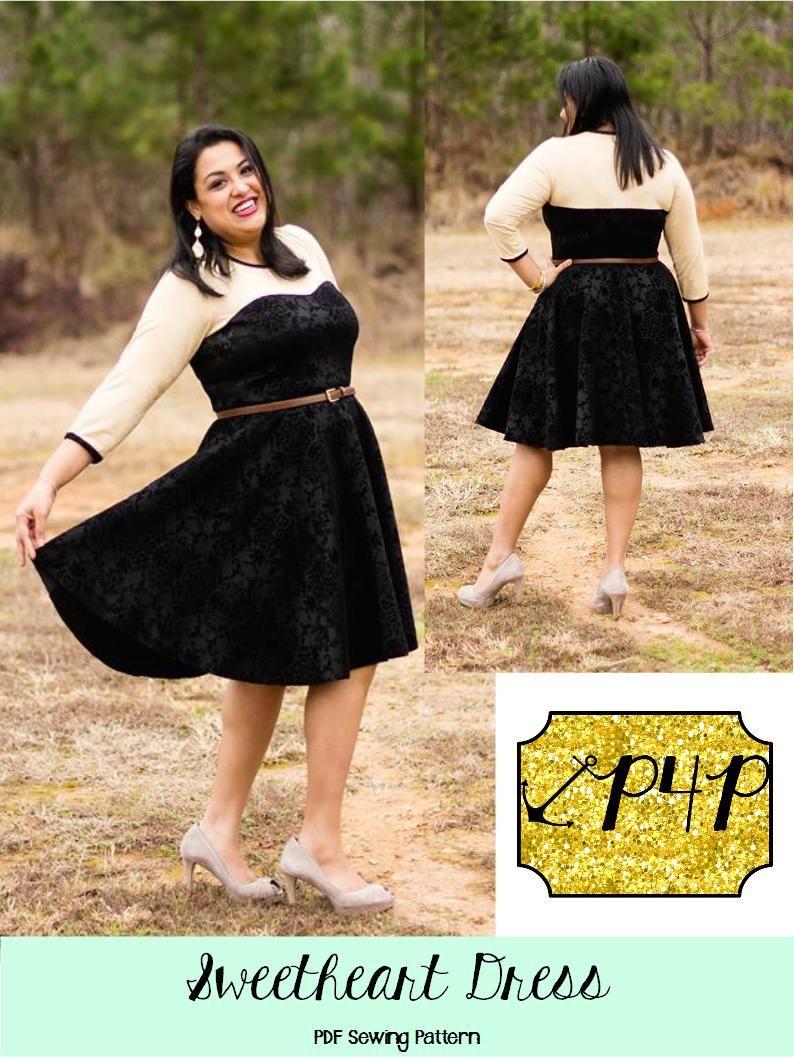 Sweetheart Dress Sweetheart Dress Pattern Sweetheart Dress Dresses