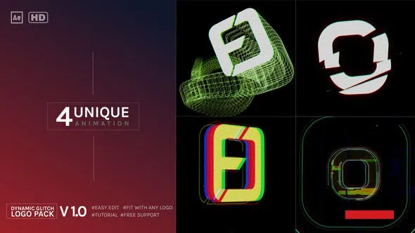 Download The Best Free After Effects Templates Aedownload Com In 2020 Videohive Logo Reveal Logos