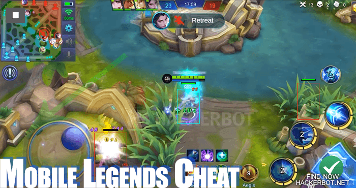 Mobile Legends Hacks, Mod Menus, Scripts and Cheat Downloads for iOS