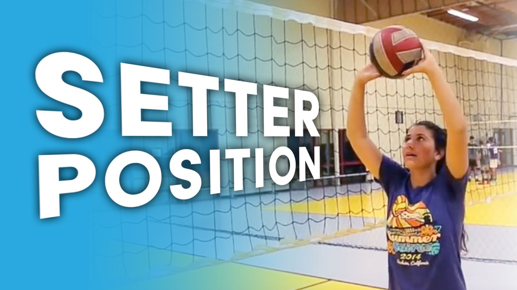 Setter Positioning For Setting The Quick Coaching Volleyball Coaching Volleyball