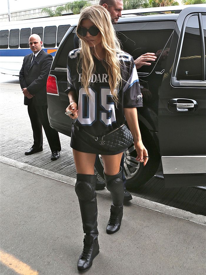 How to Wear Thigh High Boots – Celebrities Show 15 Do's and
