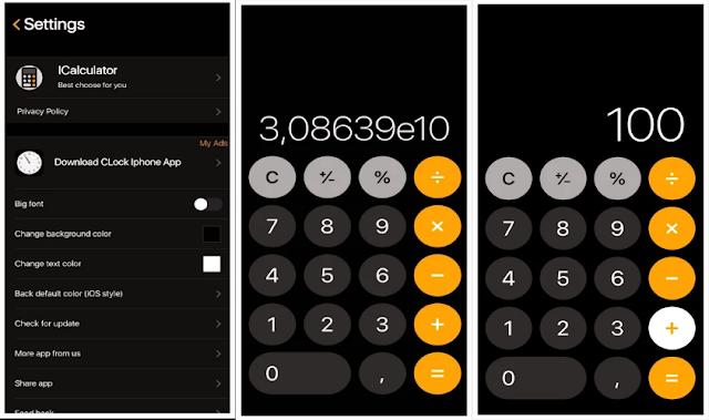 تنزيل أفضل تطبيق آلة حاسبة للأندرويد Icalculator Ios Calculator Iphone Calculator Pro Apk مع العديد من المميزات 2020 Iphone App Calculator