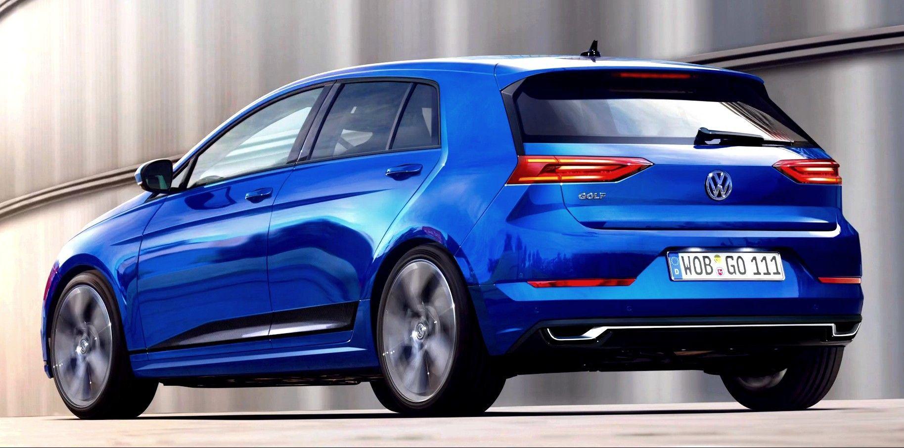 2018 Volkswagen Golf 8 Car News24 Pinterest Volkswagen Golf Volkswagen Car Volkswagen
