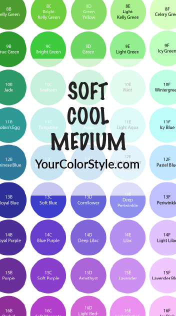 FROM JEN: This site is in transition to the Your Color Style system. This