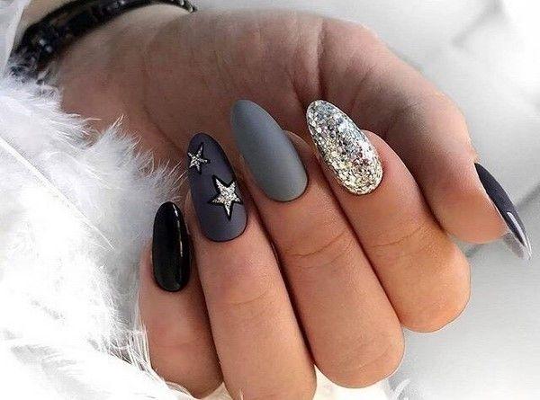 80 Long Nails Art Design Ideas In Fall Winter 2020 Flymeso Blog Long Nail Designs Trendy Nails Trendy Nail Art