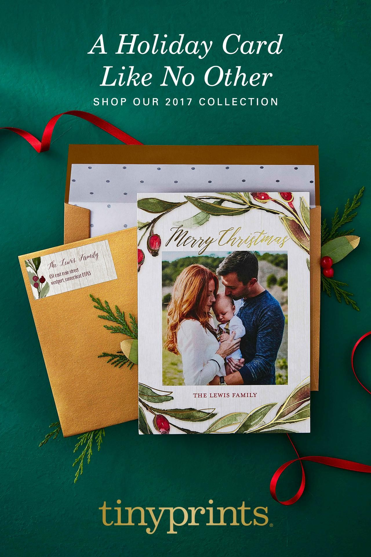 Shop All Kinds Of Beautiful Holiday Cards Express Your Unique