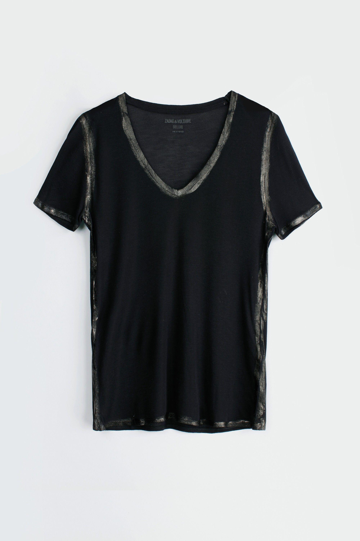 Et NeckShort Zadig SleevesRounded ShirtU Voltaire Bottom T zUMVqSp