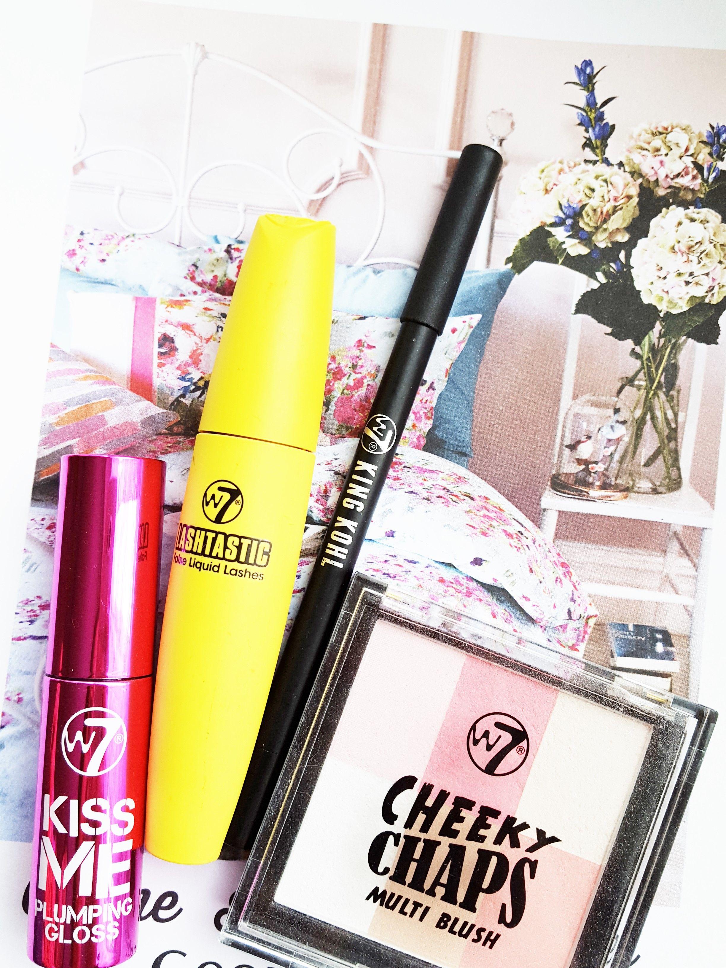 Brand Focus W7 Cosmetics W7 cosmetics, Beauty