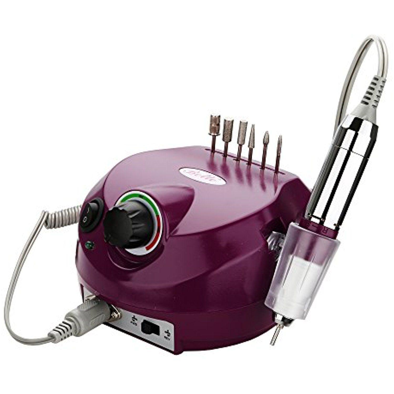 Belle Electric Nail Art Drill File Manicure Pedicure Machine ...