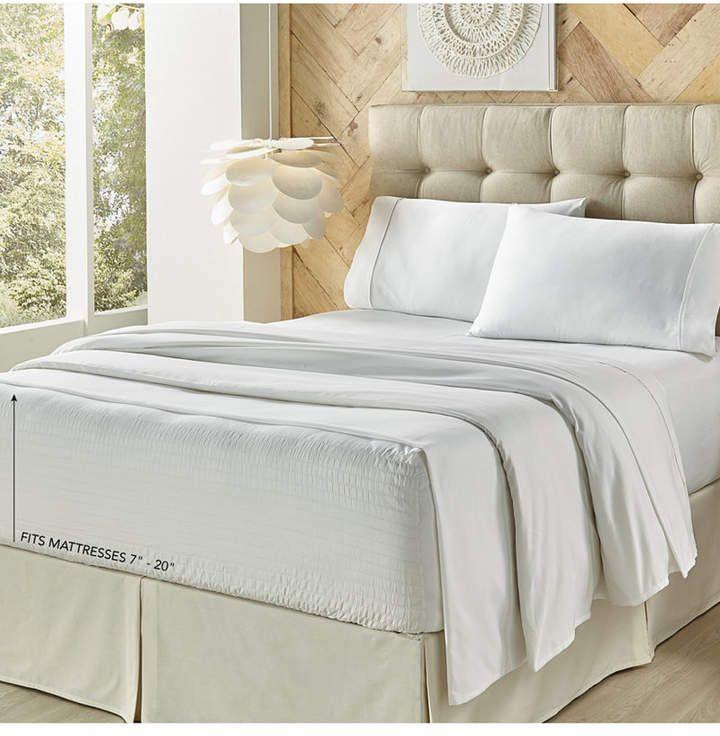 Royal Court J Queen Royal Fit Microfiber Twin Sheet Set Reviews Sheets Pillowcases Bed Bath Macy S King Sheet Sets Bed Sheet Sets Sheet Sets Queen