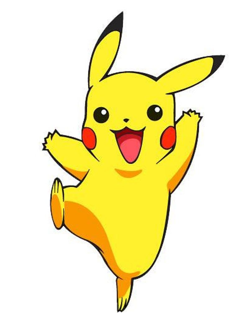 Pikachu Graph Pattern