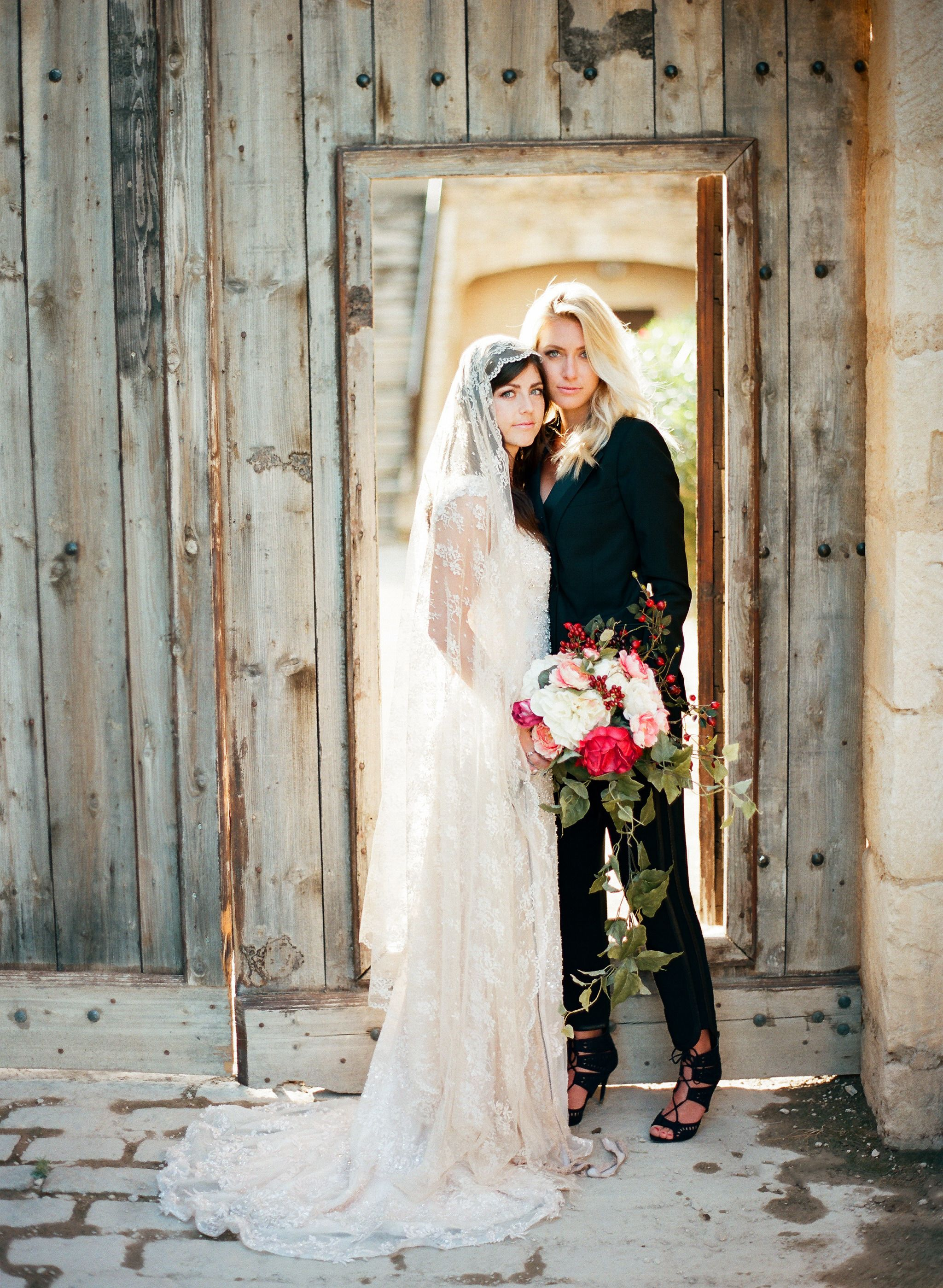 Intimate Wedding Inspiration In The South Of France