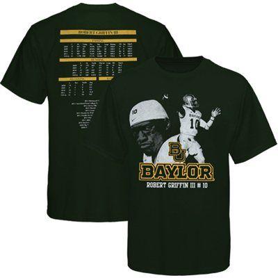brand new 195c2 c53be Robert Griffin III Baylor Bears #10 Highlight T-Shirt ...