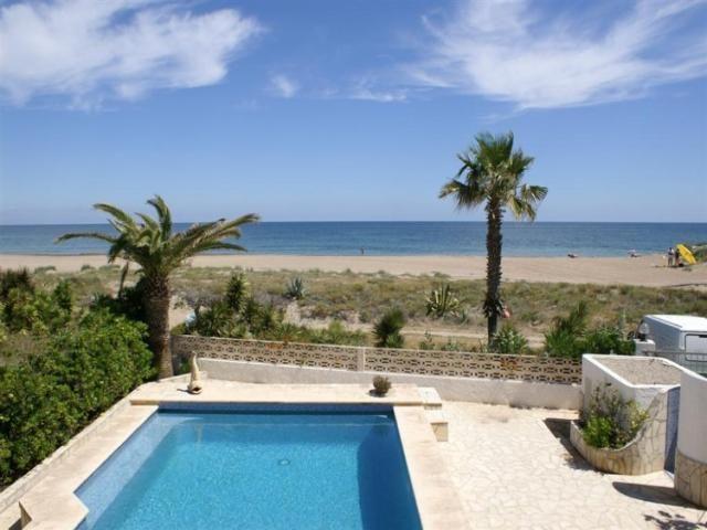 Apartamento En Primera Linea De Playa En Dénia Turismo Costablanca Apartamentos Playa Decoracion De Exteriores