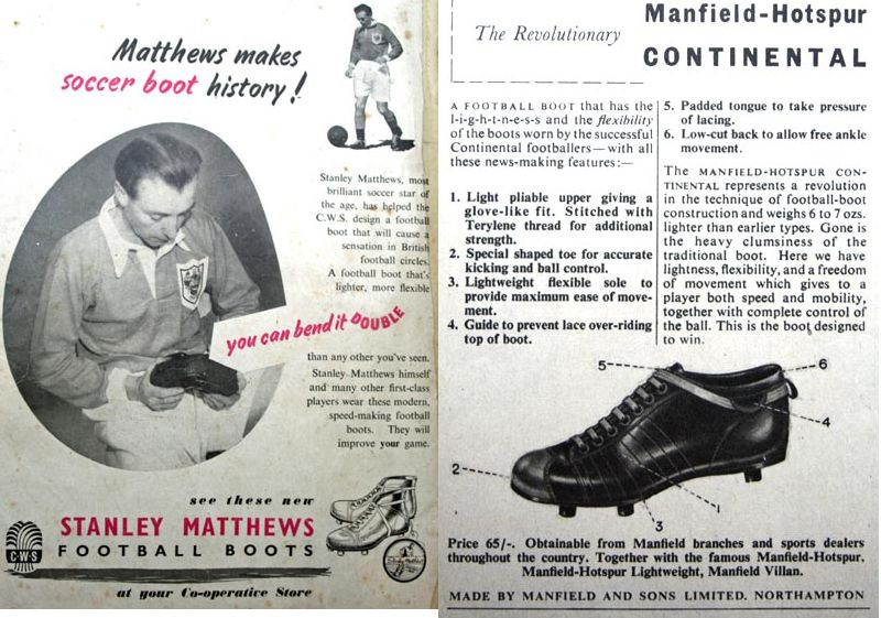 845181c68cb9 FROM WORKBOOT TO SLIPPER - LIGHTWEIGHT FOOTBALL BOOTS