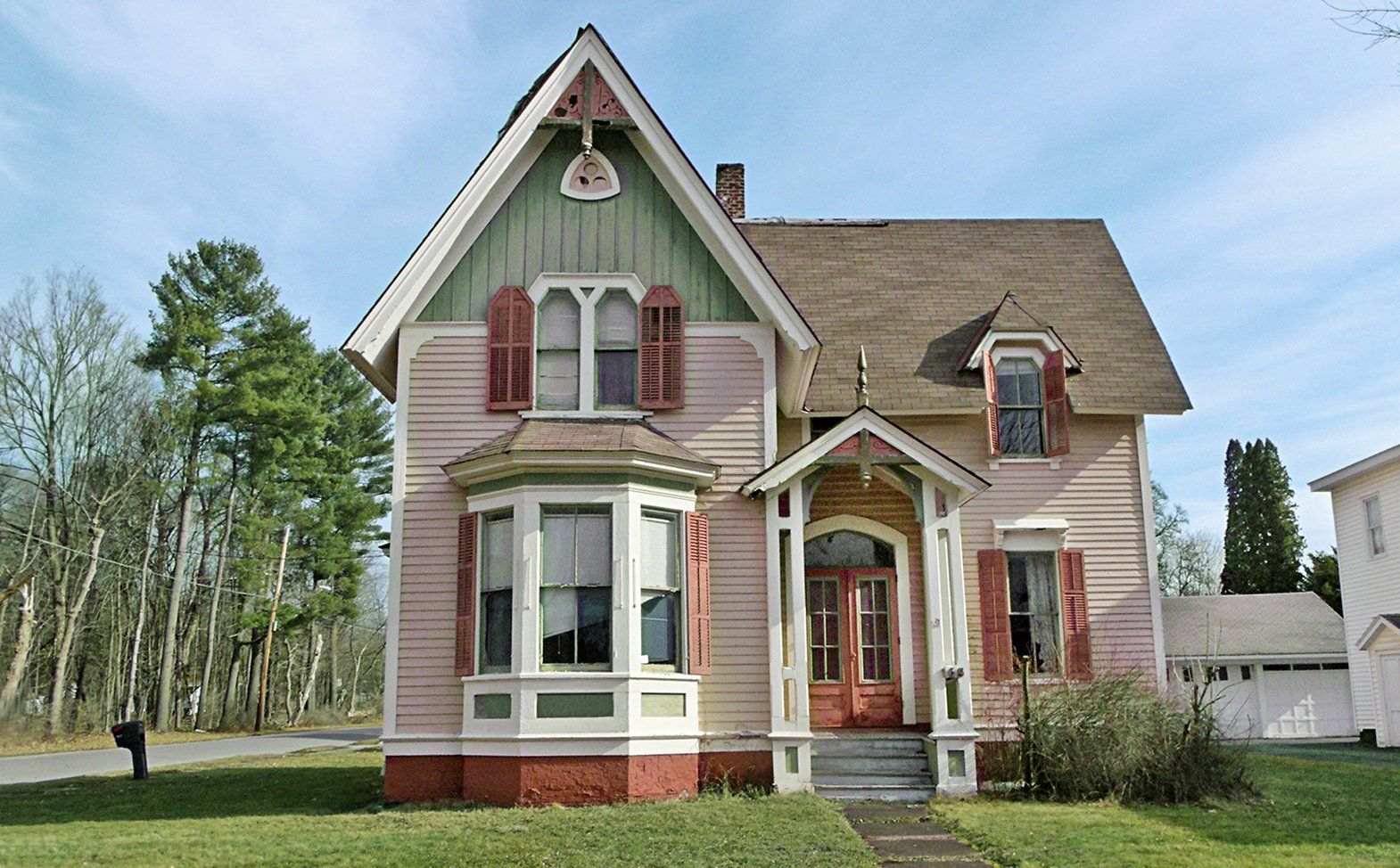 Save This Old House New York Gothic Revival Charmer