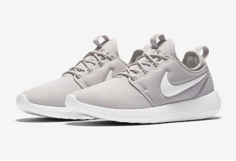 4a9825ea9330b Nike Roshe Run Two Grey White  RosheRun  Nike
