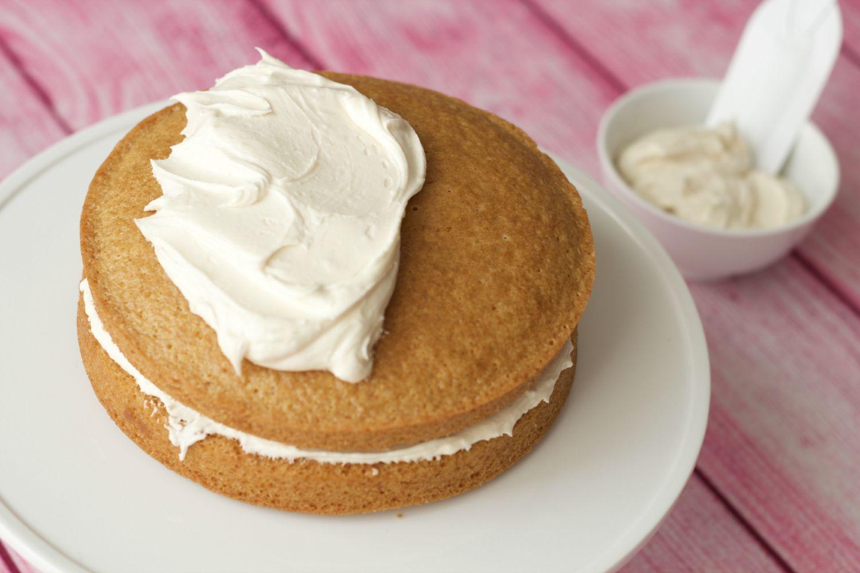 Smooth And Creamy Vegan Vanilla Frosting Recipe Ideal For Cakes Cupcakes And Cookies Vegan Lovingitvegan Frosting Dessert Vanilla