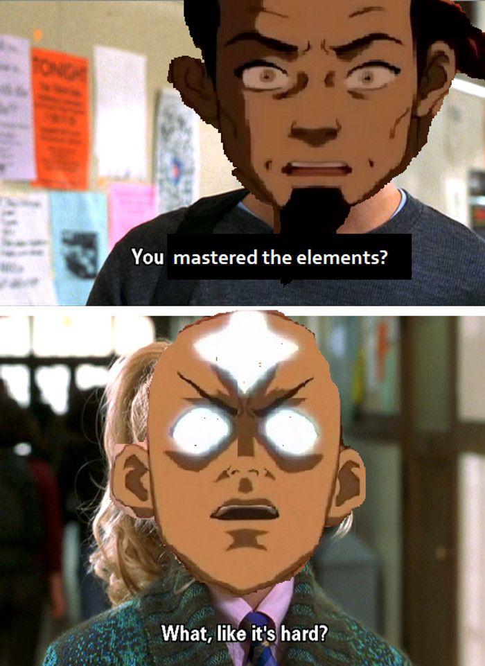 23 Hilarious Avatar The Last Airbender Memes Avatar The Last