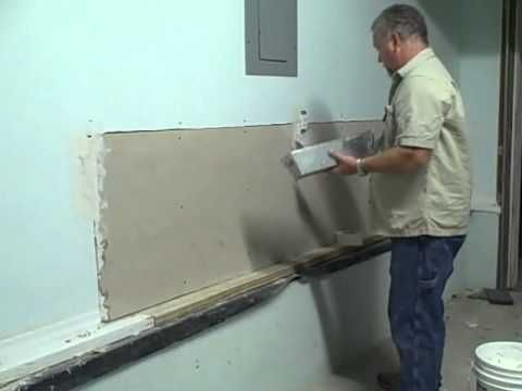 Termite Damage To Drywall And How Repair It With Images
