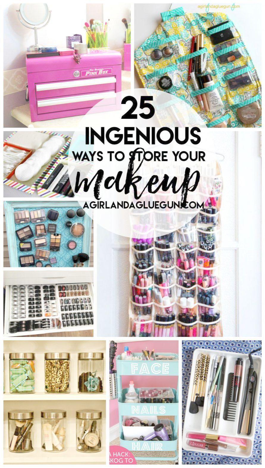 Makeup Brushes Set Target above Makeup Forever Pro Finish