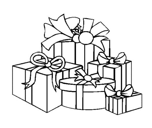 Pin By Kidsplaycolor On Christmas Coloring Pages Super Coloring Pages Christmas Gift Coloring Pages Coloring Pages
