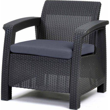 Patio Garden Outdoor Patio Chairs Plastic Patio Furniture