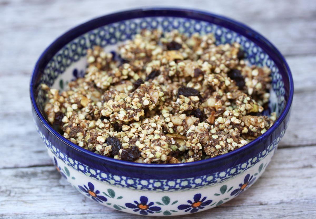 Yacon Buckwheat Cereal
