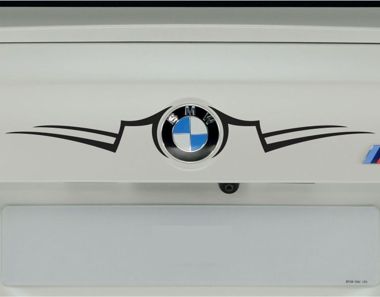 Tattoo Sticker Vinyl Decal Sticker Set For BMW Logo Car SUV M - Bmw car decals stickers