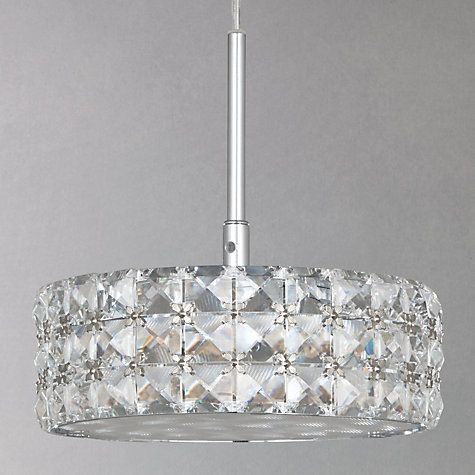 Buy john lewis aurora double insulated crystal pendant light small buy john lewis aurora double insulated crystal pendant light small online at johnlewis mozeypictures Image collections