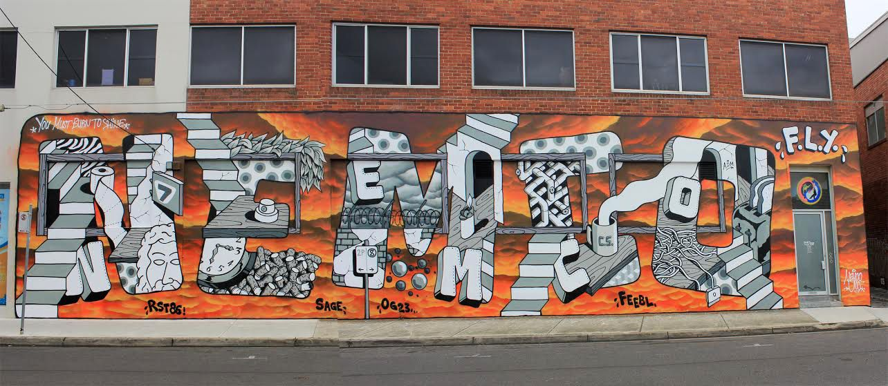 Nemco x Spray Beast.