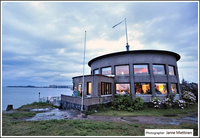 Häät Helsingissä HSS Boathousella | Annika & Henkka
