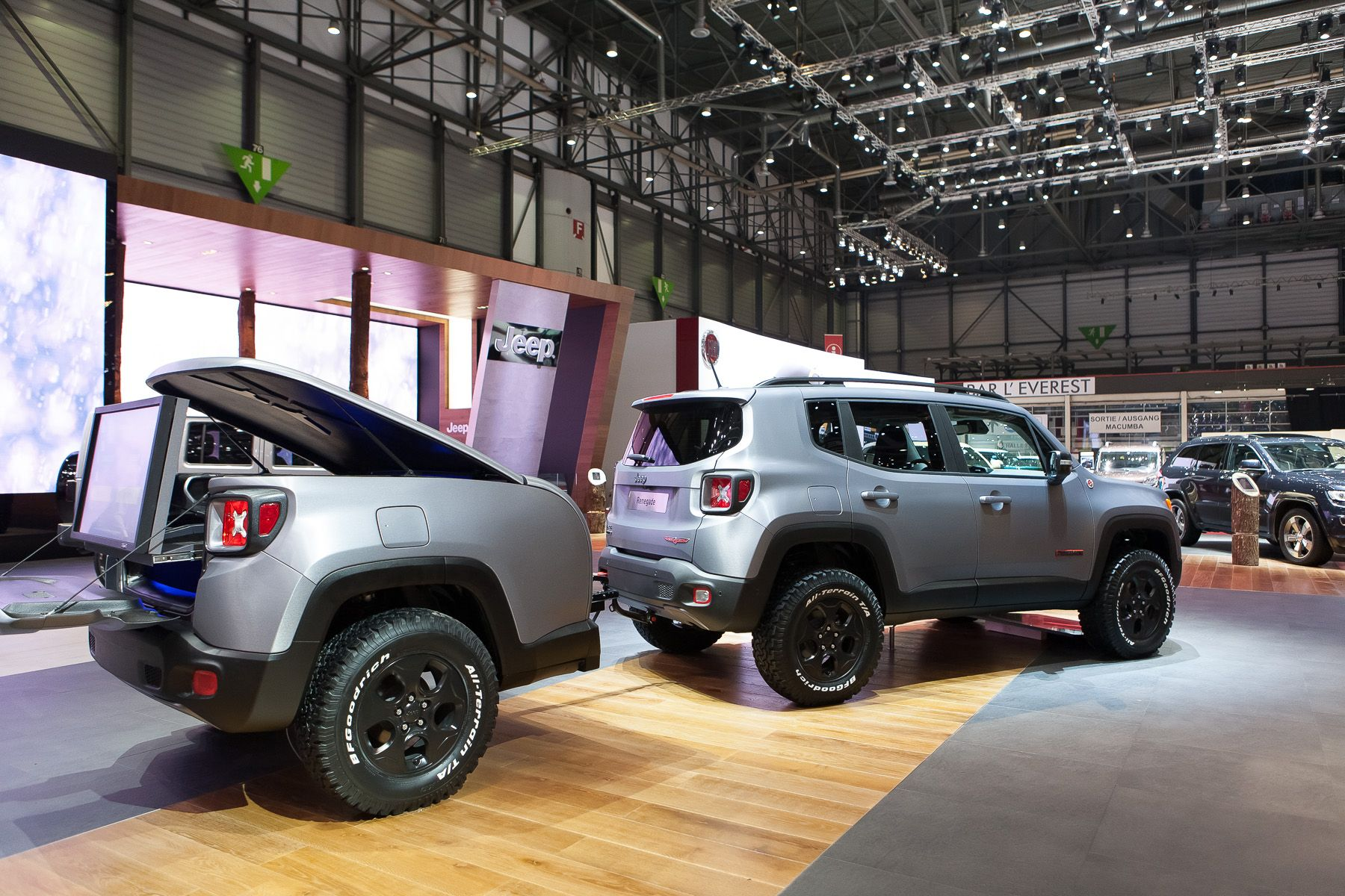 Jeep Renegade Hard Steel Www Voyagerclub Pl Carros Auto