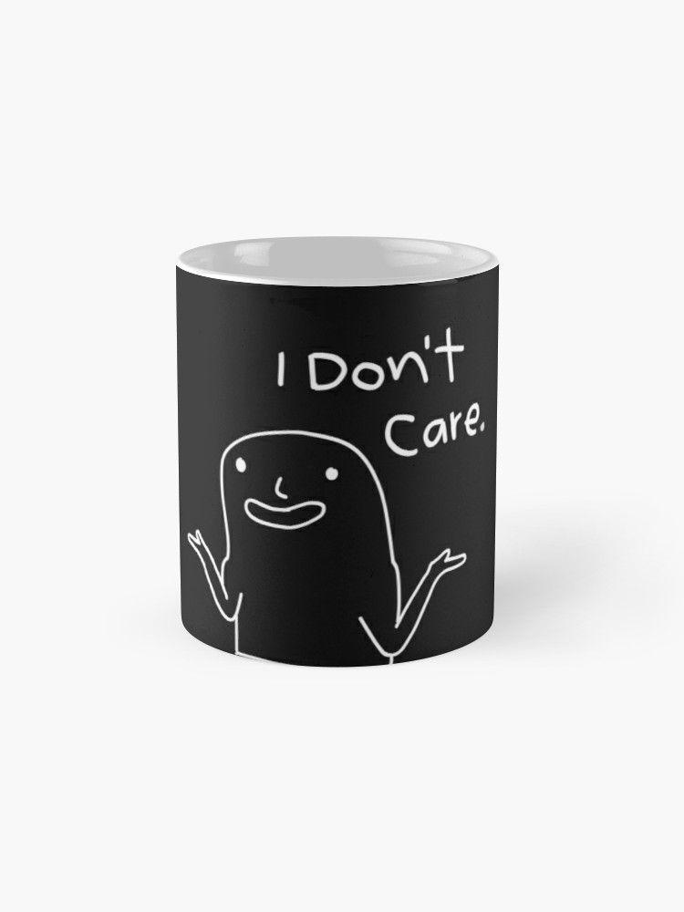 idk I Don't Know meme cartoon | Mug