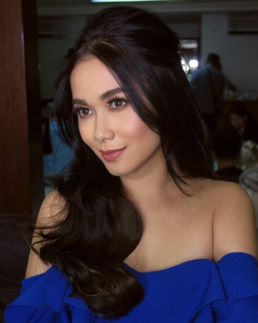 Maja Salvador Hair Styles Beauty Long Hair Styles