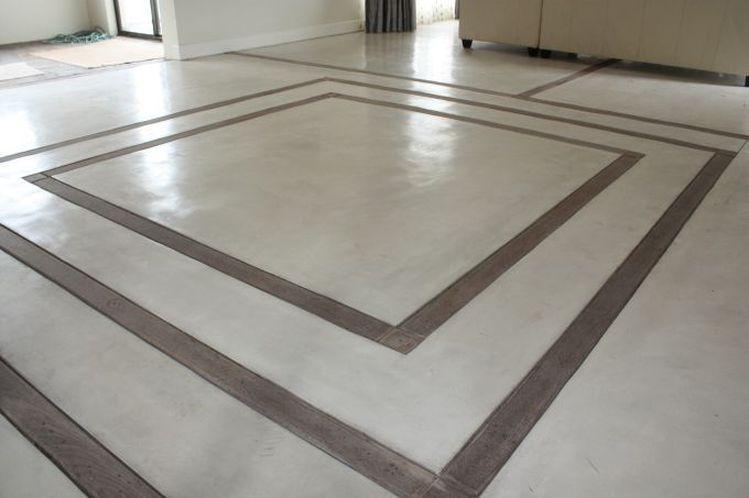 Functionally Beautiful Inlays Pavimenti Cemento