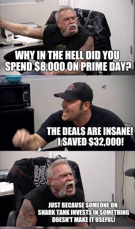 Prime Day Meme : prime, Funny, Amazon, Prime, Memes, Ideas, Memes,